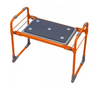 Скамейка складная с мягким сиденьем СКМ1