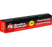 Электроды QUATTRO ELEMENTI ОЗС-12 D3.2 мм 4.5 кг