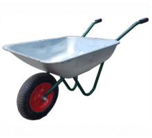 Тачка садовая с одним колесом