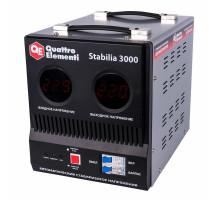 Стабилизатор напряжения QE STABILIA 3000