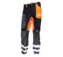 Защитные брюки для работы с кусторезом OREGON 295465 S