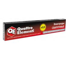Электроды QUATTRO ELEMENTI ОЗЛ-8 D2.5 мм 1.0 кг