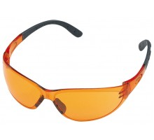 Очки защитные оранжевые STIHL CONTRAST