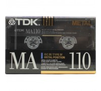 Кассета аудио TDK МА 110