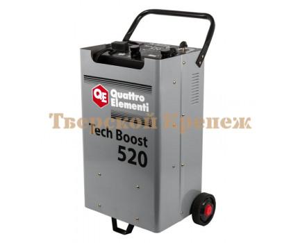 Пуско зарядное устройство QUATTRO ELEMENTI TECH BOOST 520