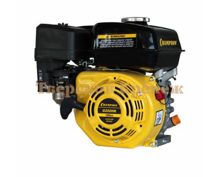 Двигатель бензиновый CHAMPION G200HK