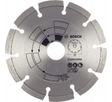 Диск алмазный BOSCH Concrete 115x22