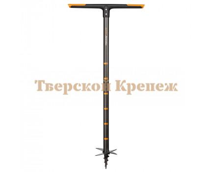 Бур садовый земляной FISKARS QuikDrill™ 150 мм