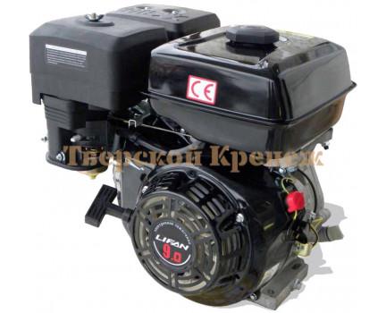 Двигатель бензиновый LIFAN 177F-D25 (F-R)
