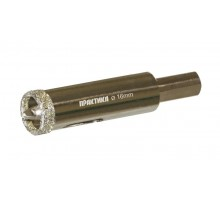 Коронка алмазная ПРАКТИКА ПРОФИ 16 мм