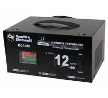Зарядное устройство QUATTRO ELEMENTI BC 12М