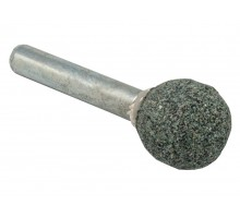 Шарошка абразивная ПРАКТИКА шарообразная 16 мм