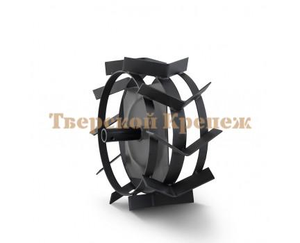 Колеса с грунтозацепами для мотоблока АГАТ 425х200 мм