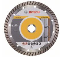 Диск алмазный BOSCH Standard Universal Turbo 180x22