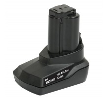Аккумулятор ПРАКТИКА - METABO 10.8-2.0 Li-ION