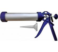 Пистолет для герметика в тубе КОБАЛЬТ 300 мл