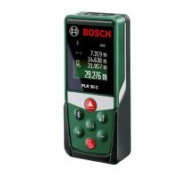 Дальномер лазерный BOSCH PLR 30 С