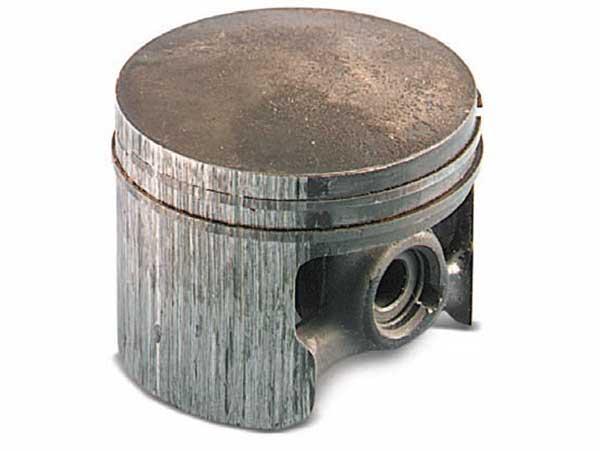 Задиры на поршне бензопилы, задиры на цилиндре бензокосы, задрало поршневую на бензопиле и на бензокосе причины